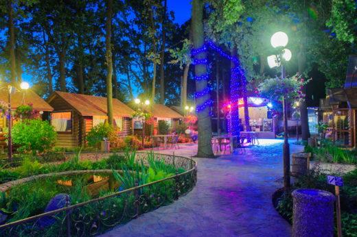 Сентябрьский отдых под Киевом - куда податься?