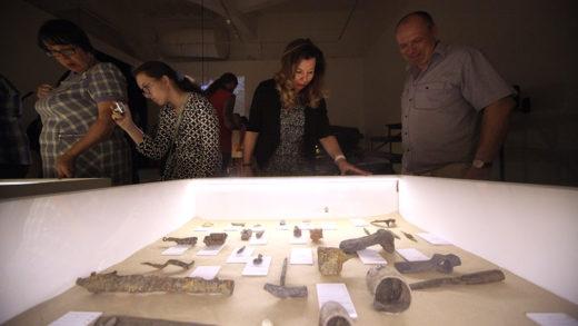 В Музее Москвы покажут главные московские археологические находки последних месяцев