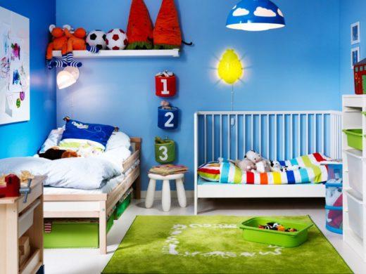 Выбираем потолочный светильник в детскую комнату