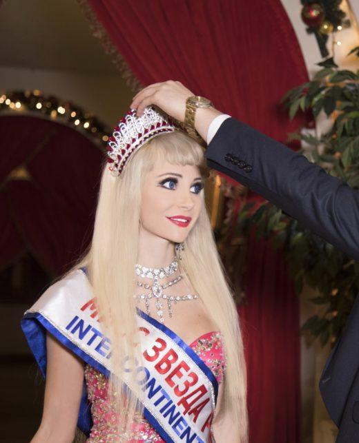 Русская Барби Таня Тузова выбрана участницей конкурса красоты на Филиппинах