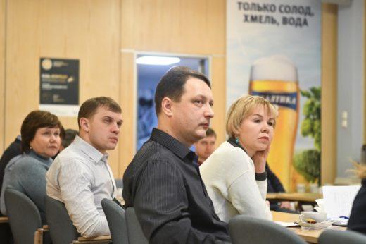 Компания «Балтика» поделилась эффективным опытом внедрения системы бережливого производства Lean TPM