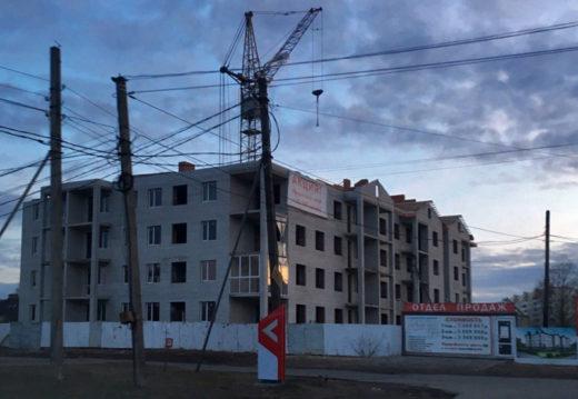 ООО «ПРОМИНСТРАХ» стало соинвестором проблемного объекта в Великом Новгороде