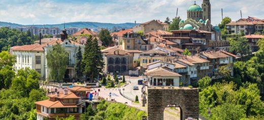 Болгария - история, море и вино