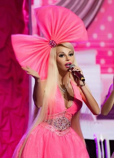Русская Барби получила престижную музыкальную премию ZD Awards