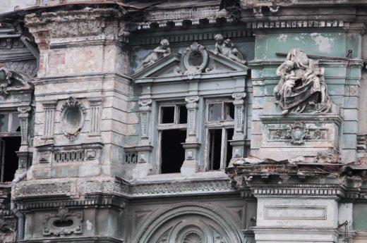 Проблемы реставрации памяток архитектуры