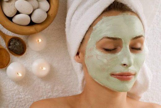 Зачем нужны глиняные маски