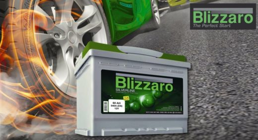 Автомобильные аккумуляторы Blizzaro – качество за разумные деньги!