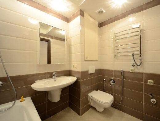 Этапы ремонта в ванной комнате