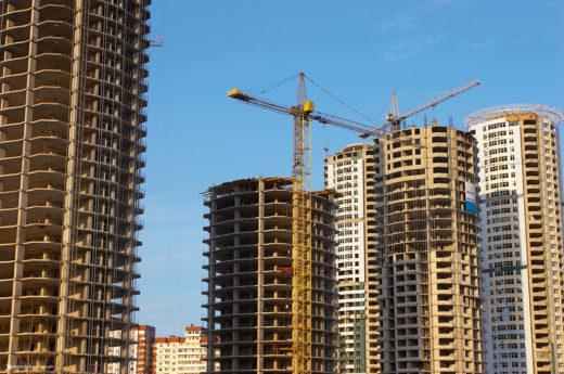 Средняя себестоимость жилищного строительства в России увеличилась на 9% за три года