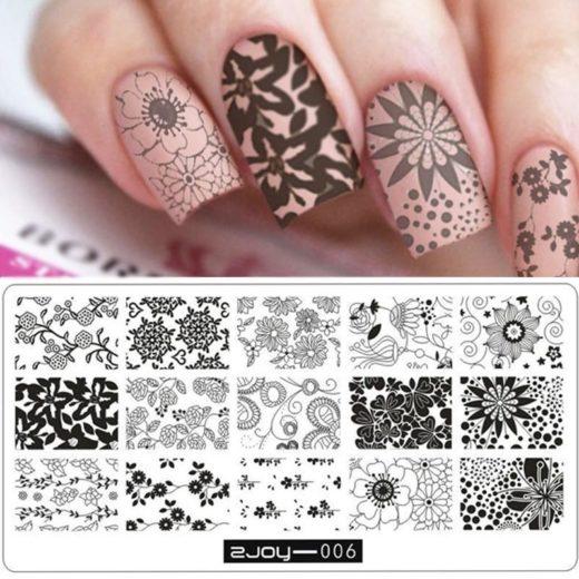 Инструменты для дизайна ногтей