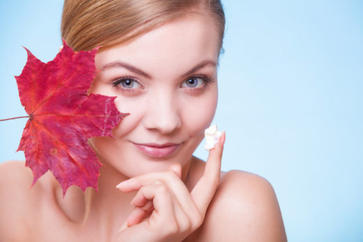 Уход за кожей осенью - рекомендации