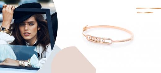 Какими бывают женские браслеты из драгоценных материалов?