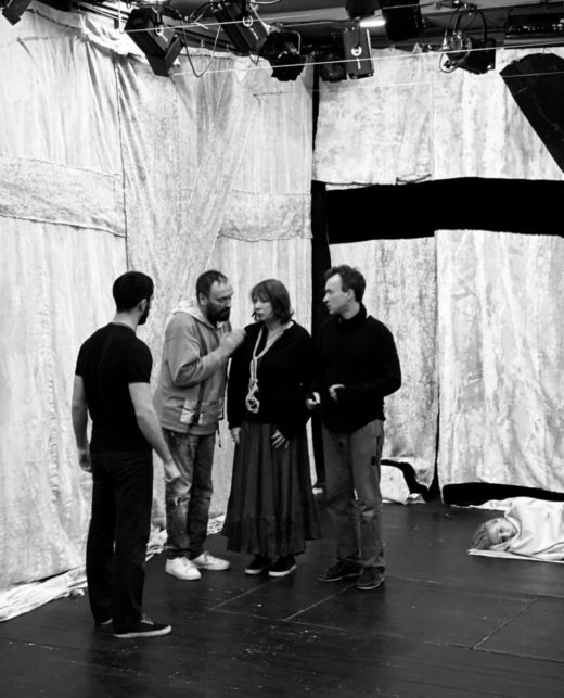 5 декабря в театре «Человек» состоится Премьера «ГАМЛЕТ» (СУМАРОКОВА)