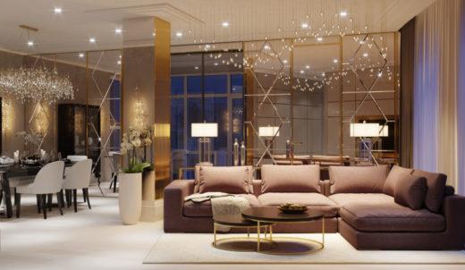 Покупатели петербургской недвижимости нацелились на просторные квартиры