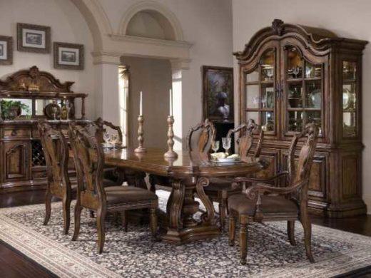 Разновидности стилей старинной мебели
