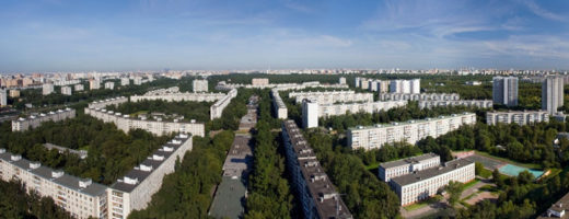 Район Вешняки: для поклонников недорогого жилья и прогулок по паркам