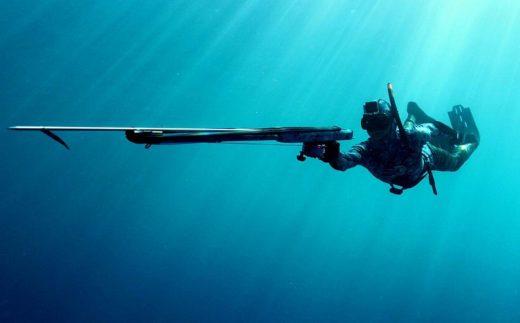 Подводная охота - охота в глубинах морей и океанов