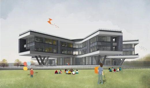 Проект здания международной школы Wunderpark получил премию Outstanding Property Award London 2019