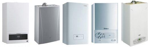 Газовые котлы в современной отопительной системе для дома