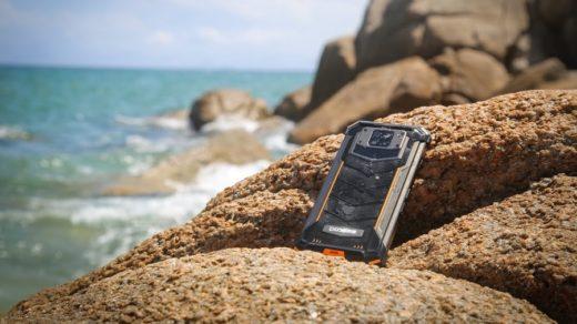 DOOGEE S88 Pro – мощнейший смартфон с брутальным дизайном намерен покорить российский рынок мобильных устройств