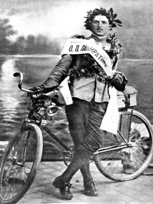 107 лет первому кругосветному путешествию на велосипеде