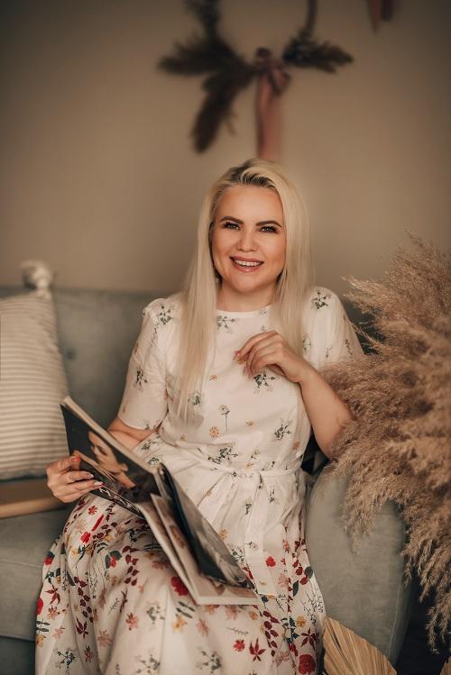 Ольга Королёва рассказала, что вдохновляет ее на творчество