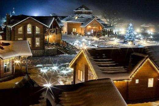 Зимний и летний отдых в Карпатах