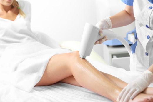 Лазерная эпиляция ног - сколько процедур нужно провести, чтобы кожа стала гладкой?