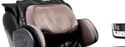 Массажное кресло National EC-386 B — прекрасный помощник для поддержания отличного настроения и фигуры
