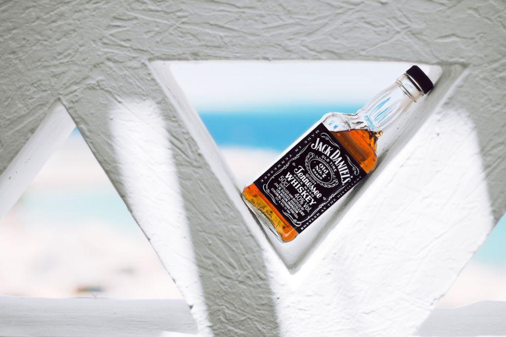 Jack Daniel's виски и человек