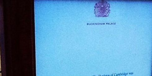 У Кейт Миддлтон и принца Уильяма — сын!