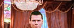 Владимир Меркушев — стильный ведущий на свадьбу в Москве