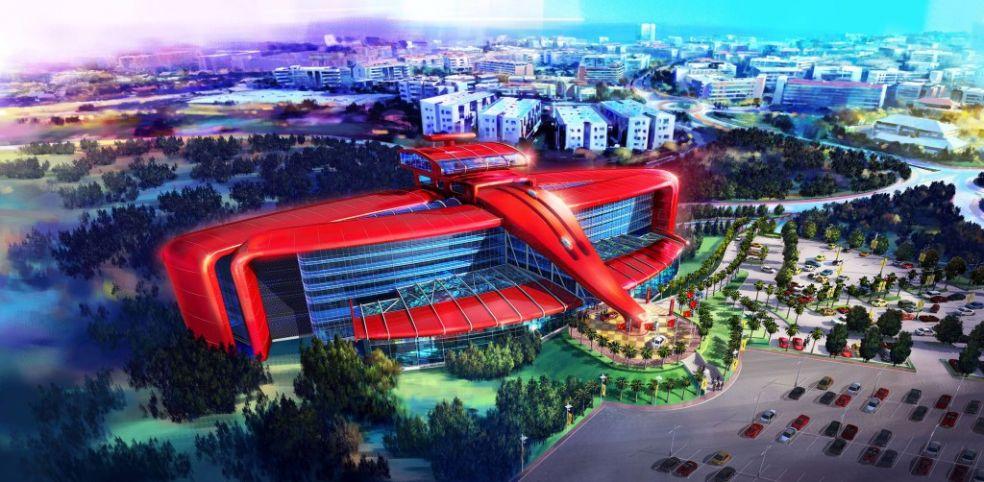 """Рождается """"Ferrari Land"""", новая эксклюзивная концепция развлечений курорта ПортАвентура"""