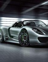 Porsche 918 Spyder – инновационные технологии, основанные на традициях