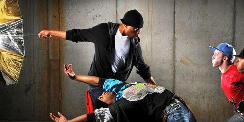 Поймай драйв с хип-хопом