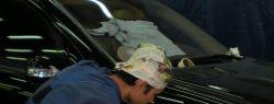 Кузовной ремонт в автосервисе или в гараже?
