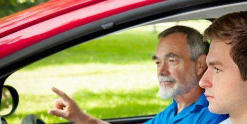 Как сдать экзамены по вождению