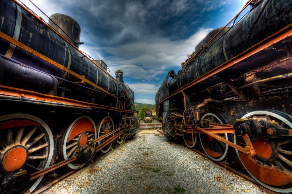 Интересные факты о паровозах