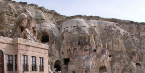 Yunak Evleri – отель в Турции V века