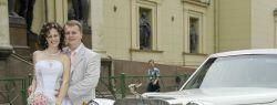 Прокат авто на свадьбу в Санкт-Петербурге