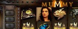 Играть бесплатно и без смс в игровые автоматы The Mummy от Playtech!