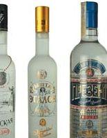 Повышены розничные цены на водку