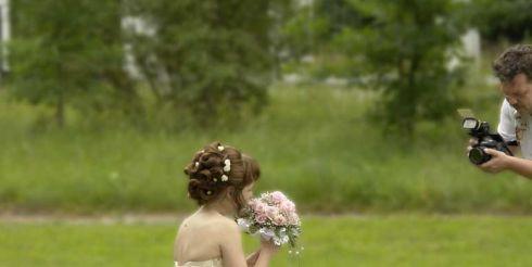 Если требуется фотограф на свадьбу