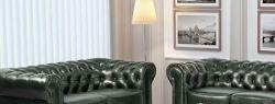 Офисные диваны — как показатель статуса компании