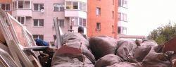 Как решить проблему с вывозом строительного мусора
