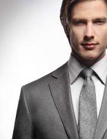 Покупка делового костюма по индивидуальному заказу