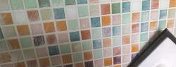 Технология укладки мозаичной плитки на сетке