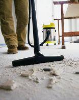 Как убрать строительную пыль после ремонта