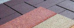 Резиновая плитка —  лучший вариант для оформления