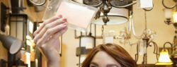 Покупка светильников в интернет